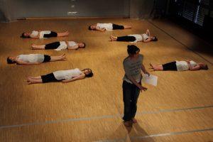 École de Danse Contemporaine de Romont - Joëlle - enseignement